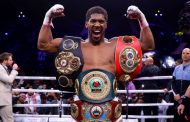 Anthony Joshua is now the UK's first £100 million boxer