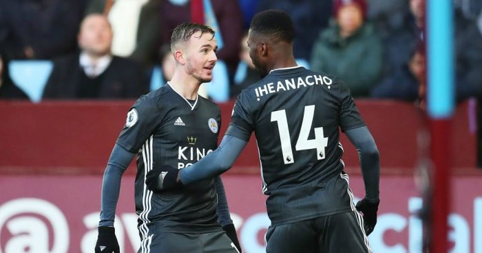 Kelechi Iheanacho is back, scores in another magical performance for Leicester City