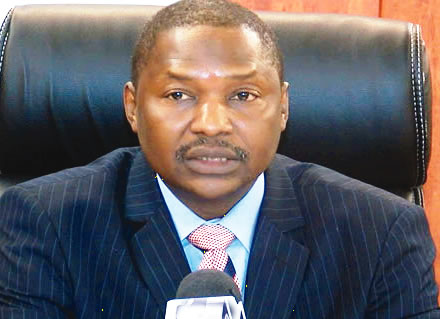 Firm engaged to recover $62.5bn oil debt do not belong to me: Malami