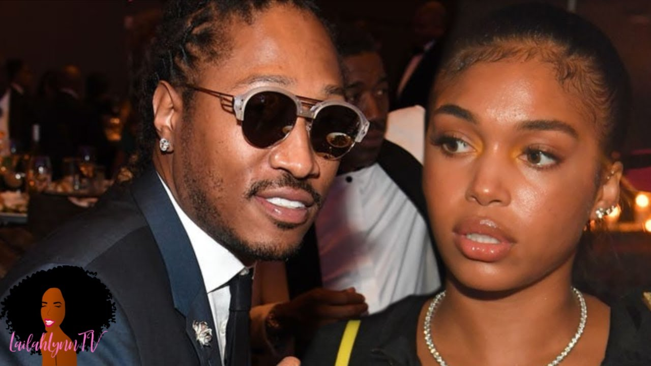 Us Rapper Future Hits Lagos To Perform With Girlfriend Lori