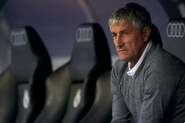 Barcelona sack Valverde, appoints Setien