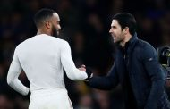 Lacazette reveals Arteta fury before turnaround against Leeds