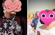 Nigerian lady allegedly dumps husband six days after wedding, runs away with boyfriend