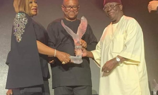 This Day explains why it chose Peter Obi as Governor of the Decade: Thisday