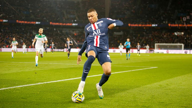 Kylian Mbappe easily beats out Lionel Messi for title of world's highest paid soccer