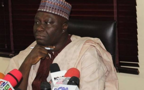 Idachaba appointed acting DG, National Broadcasting Commission