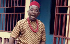 I am not dead - Nollywood star Chiwetalu Agu