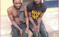 How we hide bullets during operation: Robbery Suspect