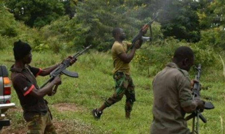 Armed bandits kill 20 security operatives in bloody encounter