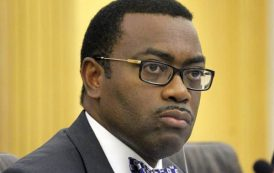 Adesina:AfDB bows to US presure, begins independent probe