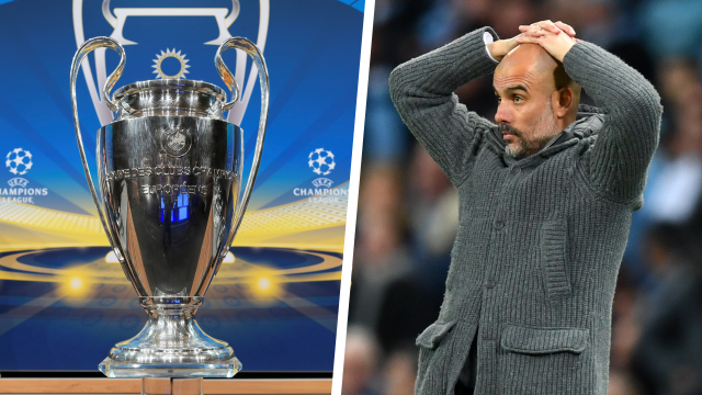 Man City's appeal against Champions League ban to be heard by CAS in June
