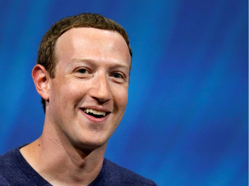 Zuckerberg becomes 3rd-richest person in the world after his fortune grew $30 billion since the coronavirus crisis began