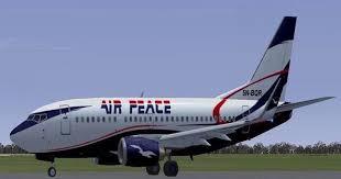 Air Peace evacuates 301 Chinese from Nigeria