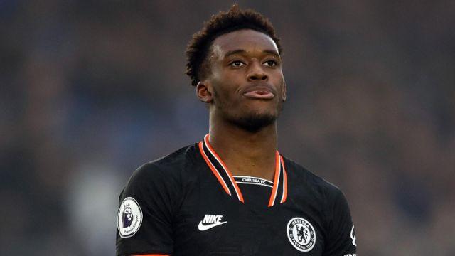 Hudson-Odoi back in Chelsea training despite arrest after testing negative for coronavirus