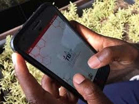 Institute unveils TB screening mobile app