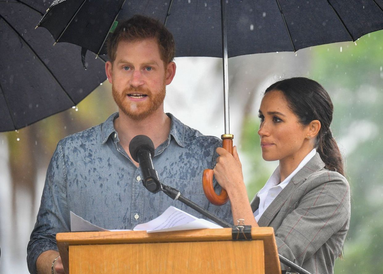 Prince Harry and wife Megan just signed a mega work deal