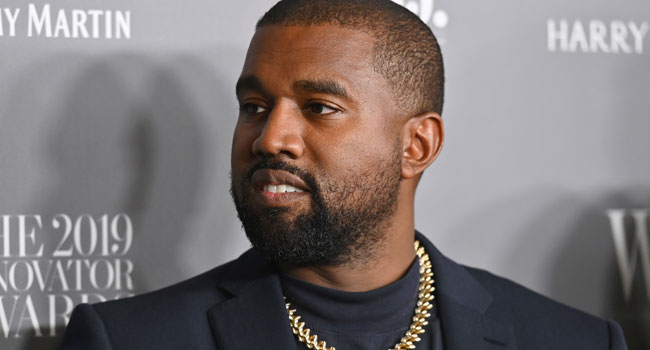 Kanye West inks Yeezy deal with gap, whose shares surge