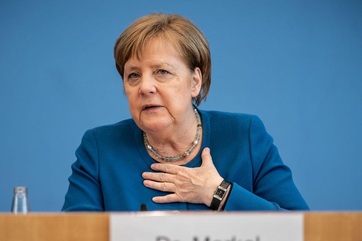 Virus must be taken seriously – Merkel