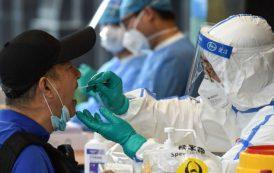Coronavirus found in ice produced in China