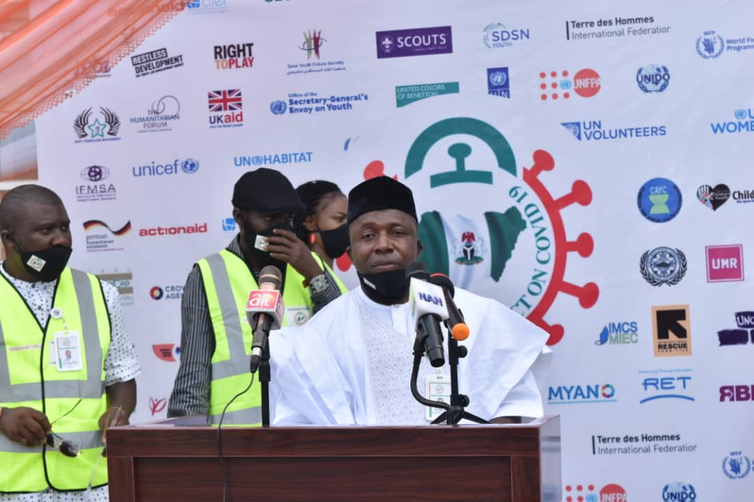 Group to engage 10m youths to curtail spread of COVID-19