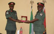 New Army medical corps commander assumes duty