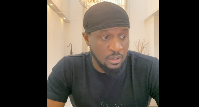 I tested positive for COVID-19: Popstar Peter Okoye