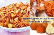 Unilorin invents sweet potato noodles delicacy