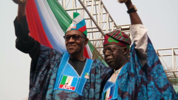 Buhari, Tinubu are still together: Presidency