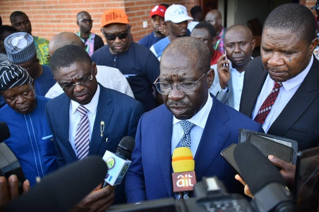 Edo 2020: PDP leads as INEC releases results  from 10 LGAs