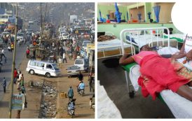 Strange diseases reported in Onitsha