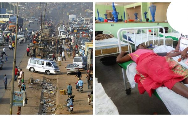 Strange diseases reported in Onitsha