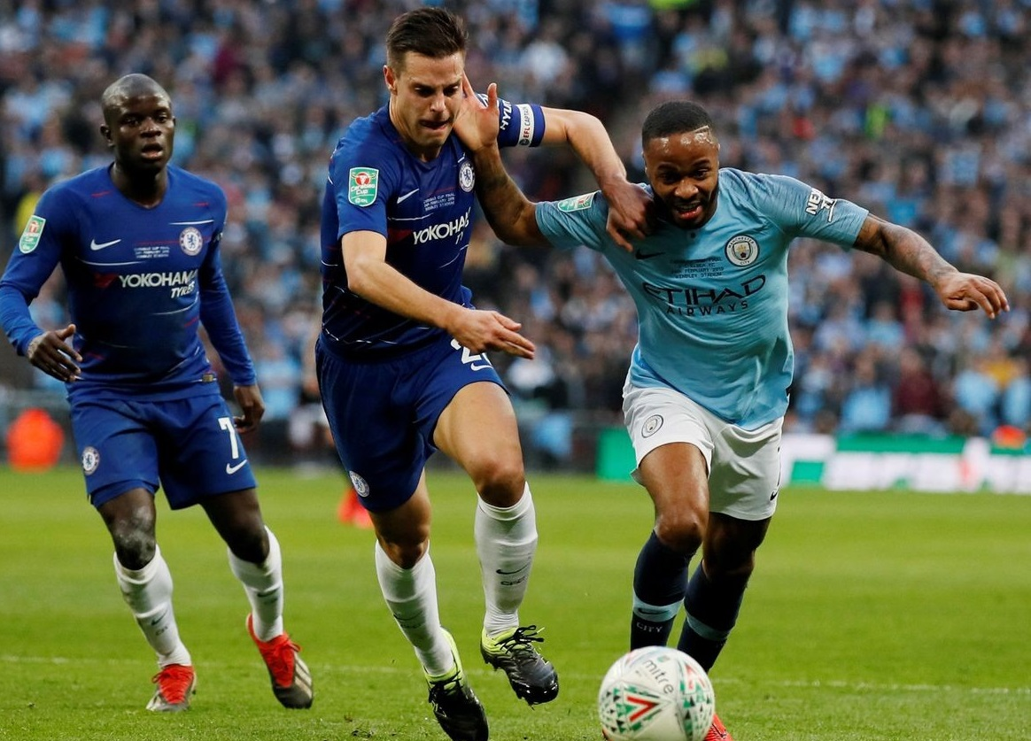 Pep Guardiola praises three Chelsea players for their performance against City