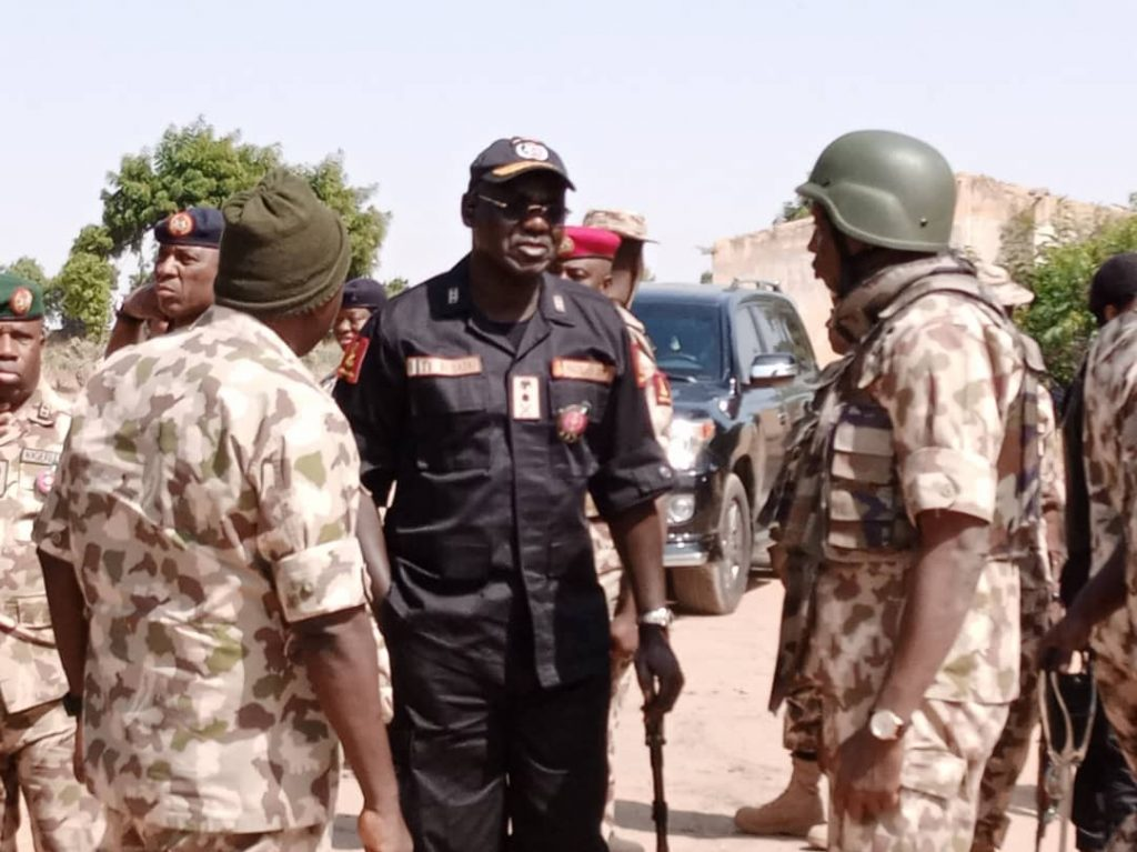 COAS urges troops to take fight to bandits doorsteps