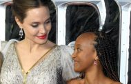 Angelina Jolie praises daughter Zahara, 15: 'She is an extraordinary African woman'