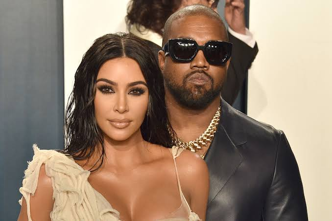 Kim Kardashian reunites with Kanye West amid tears