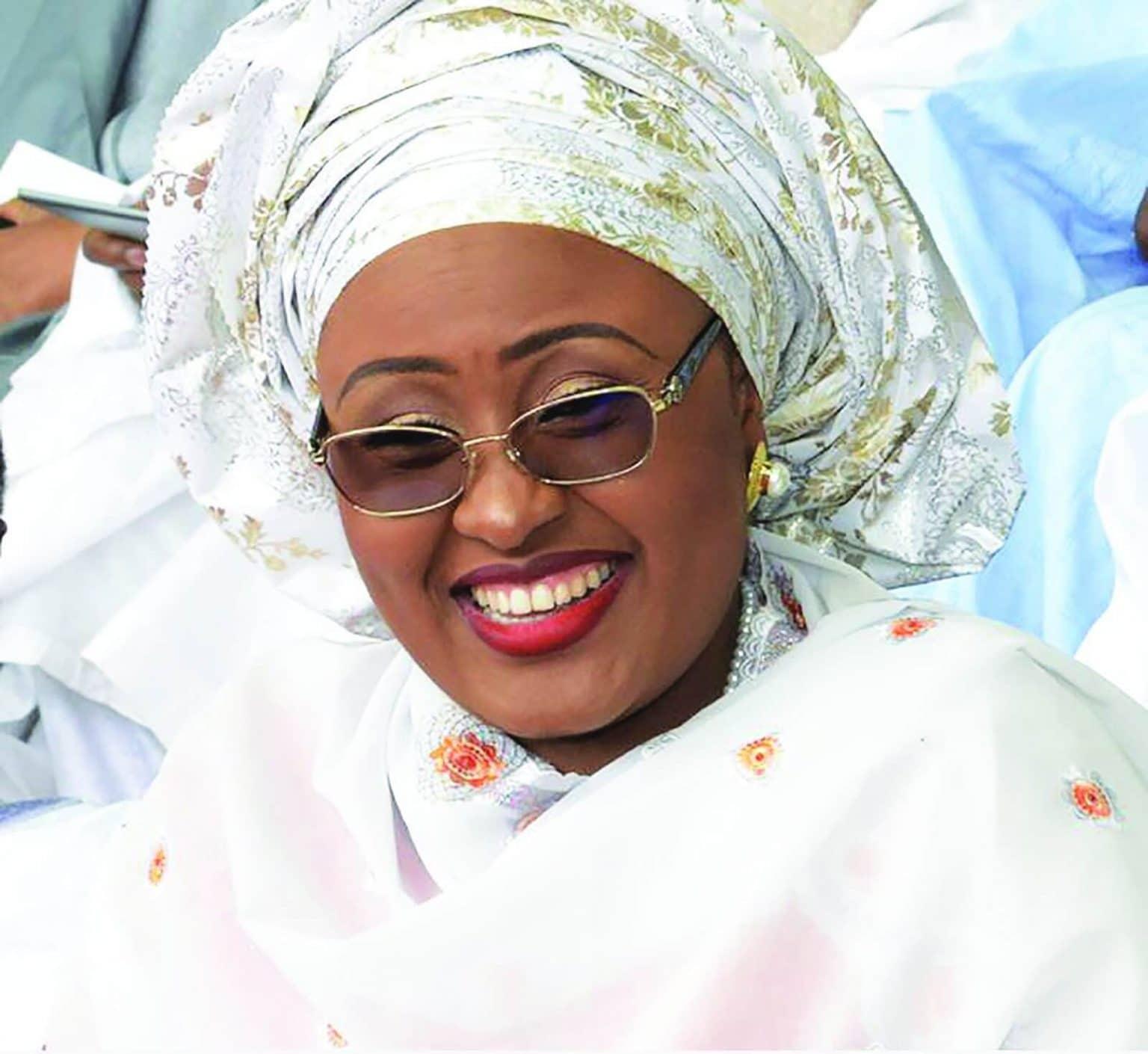 Aisha Buhari pledges support to families of fallen heroes