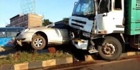 Truck loses control, kills four in Ibadan