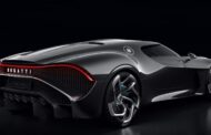 Cristiano Ronaldo buys  $19m Bugatti La Voiture Noire - the most expensive car in the world