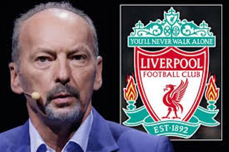 Moore to step down as Liverpool CEO next month