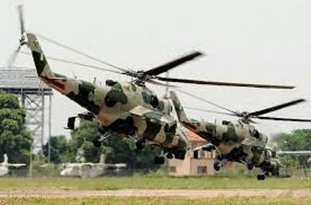 Insurgency: CAS tasks troops to sustain fight against Boko Haram