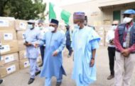 COVID-19 Response: FG receives 2nd Batch Medical Supplies of UN Basket Fund