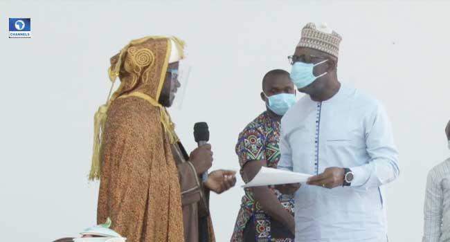 Edo election: Big boost for Obaseki as Chief Imam of Benin endorses his reelection bid