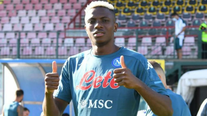 Osimhen, young lad with head of 40-year-old: Gattuso