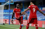 Chelsea 0-2 Liverpool: Sadio Mane nets double against 10-man Blues