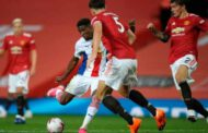 Manchester United fall 1-3 to Crystal Palace as Zaha hits double