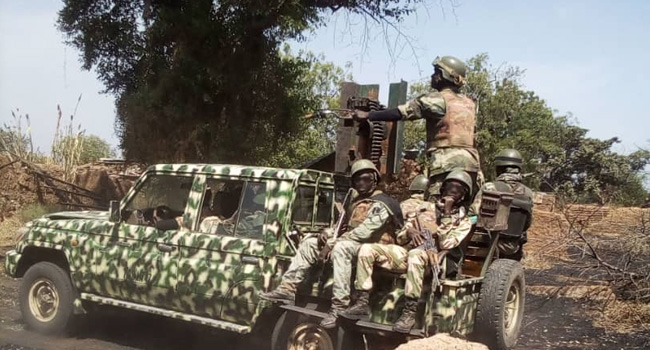 15 killed in Boko Haram attack on Borno governor's convoy
