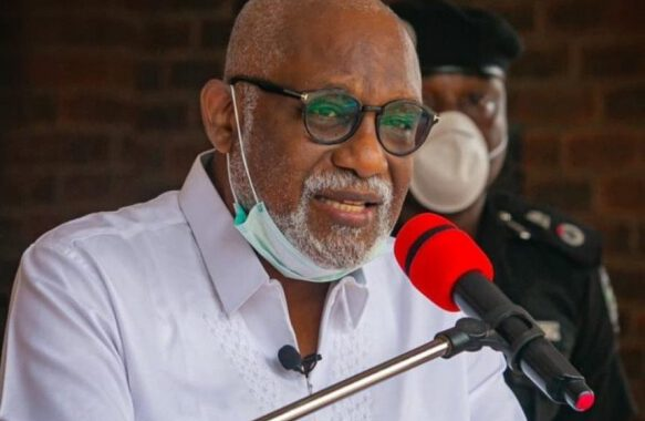 Move to amend VAT law to favour FG will fail: Gov. Akeredolu