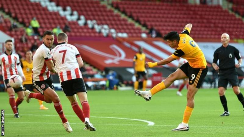 Sheffield United 0 - 2 Wolverhampton Wanderers: Early goals seal win for visitors