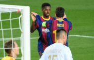 Barcelona's Ansu Fati subjected to racist characterisation by Spanish newspaper