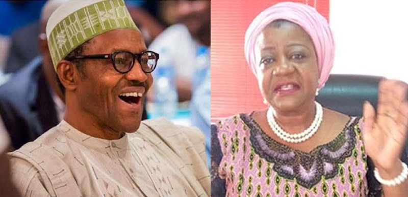 ‌Buhari nominates media aide Onochie, three others as INEC commissioners